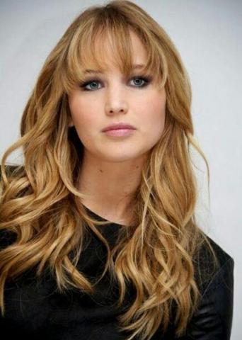 Jennifer Lawrence Haarfarbe Frisur Stars
