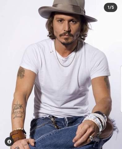 Johnny Depp Jack Tattoo nach Film gestochen?