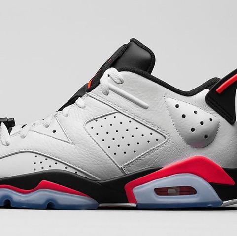 Jordan 6 low  - (Schuhe, Nike, Jordan)