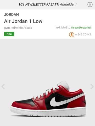 Jordans richtig Putzen?