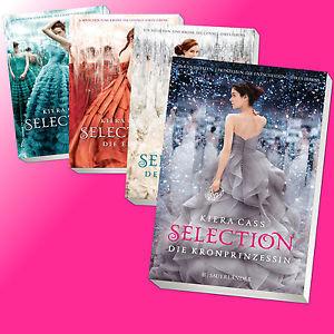 Selection - (Jugend, Fantasy, Roman)
