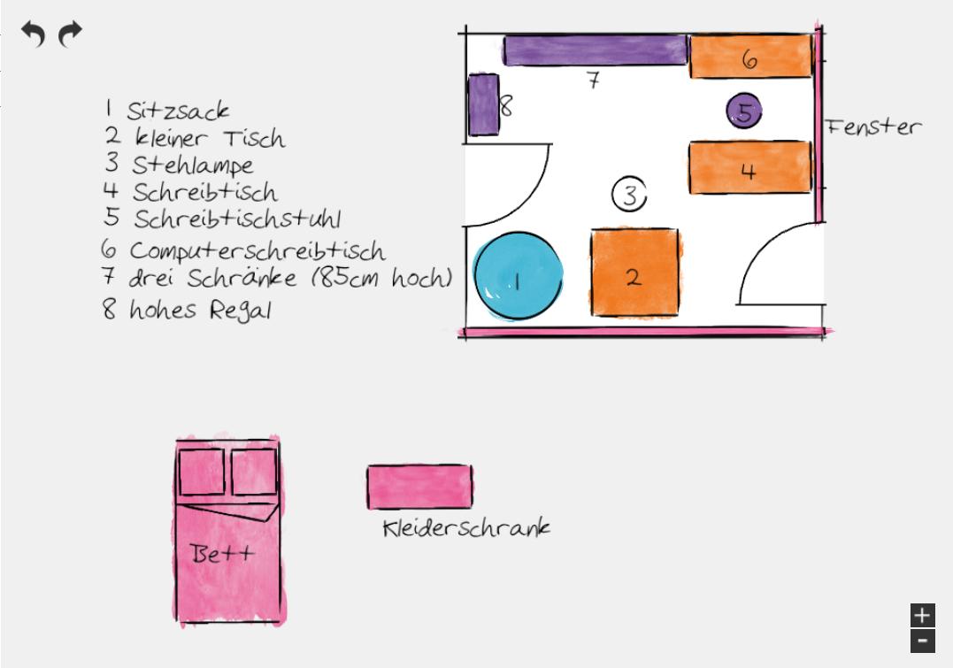 jugendzimmer einrichten habt ihr ideen heizung m bel bett. Black Bedroom Furniture Sets. Home Design Ideas
