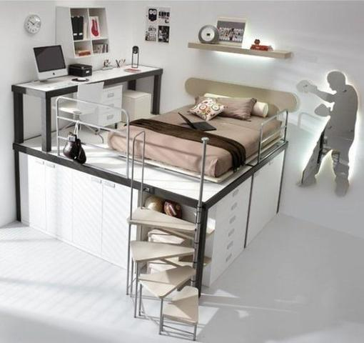 wie nennt man diese bestimmte art von jugendzimmer. Black Bedroom Furniture Sets. Home Design Ideas