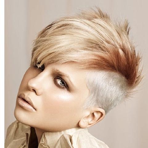 Jungs Frisur Gibt Es Verschieden Möglichkeiten Haare Mode Bilder