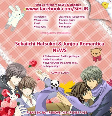 ? Was? - (Anime, Manga, Adoption)