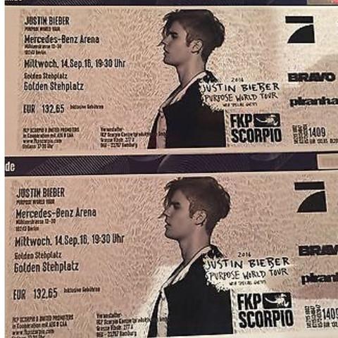 So in diesem preis  - (Konzert, Ticket, München)