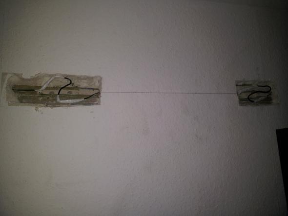 Kabel in Küche bei Hängeschränke aufhängen angebohrt (Mietrecht ... | {Küchenschränke aufhängen 22}
