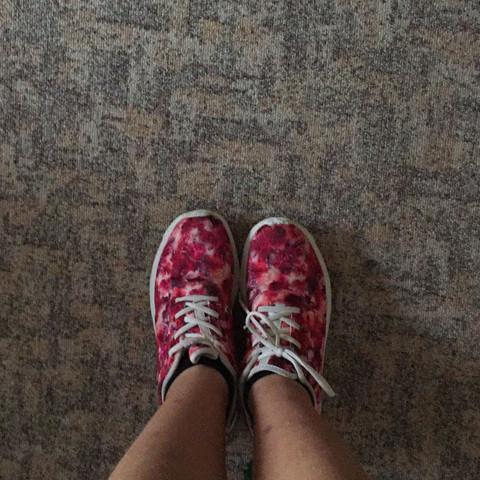 Das sind die  - (Mädchen, Schuhe)