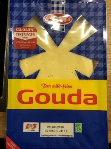 Käse noch gut? Gauda MHD 28.06.2020 - 24.10.2020?