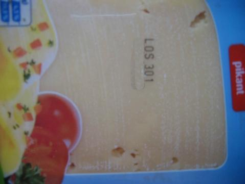 Käse, Schnittkäse - (Schimmel, Käse, Schnittkäse)
