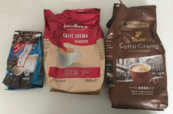 Kaffe aus der billigen Kaffeepadmaschine schmeckt besser als der Kaffee aus dem teurem Jura Kaffeevollautomat, was mache ich falsch?