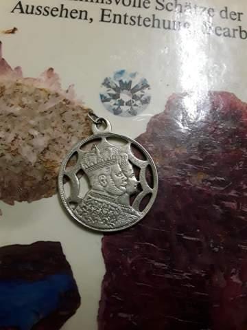 Kaiser Wilhelm I Medaille?