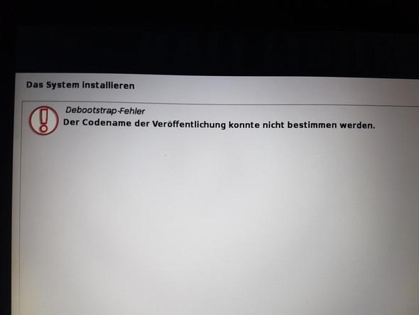 - (PC, Fehlermeldung, Installation)