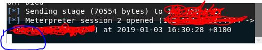 Kali linux handy hack?