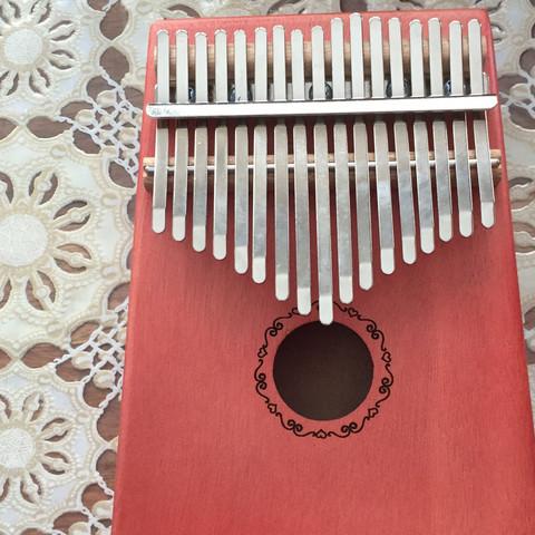 Hier ist meine Kalimba  - (Musik, Ton, Instrument)