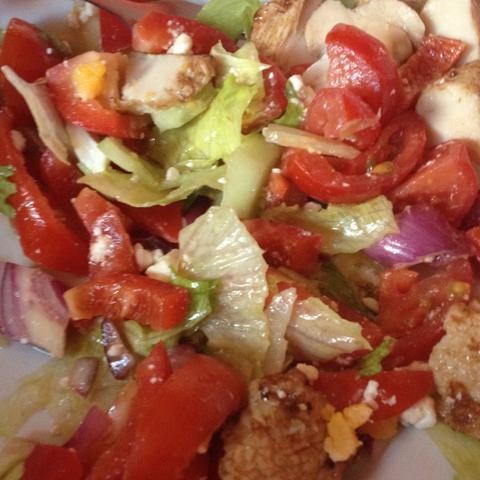 Salat - (Gesundheit, essen, Salat)
