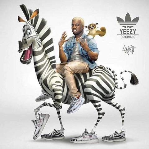 kamen die yeezy zebras im footlocker raus ?