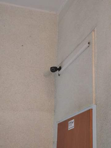 - (Kamera, Überwachung, Überwachungskamera)