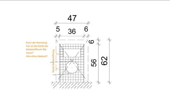 kaminzug welcher abstand zur decken ffnung haushalt kamin. Black Bedroom Furniture Sets. Home Design Ideas
