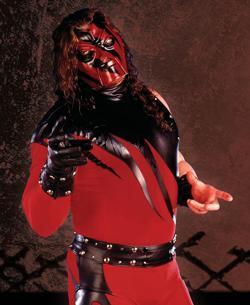 Diese Maske mein ich. - (Wrestling, wwe-masken, Kane Maske)