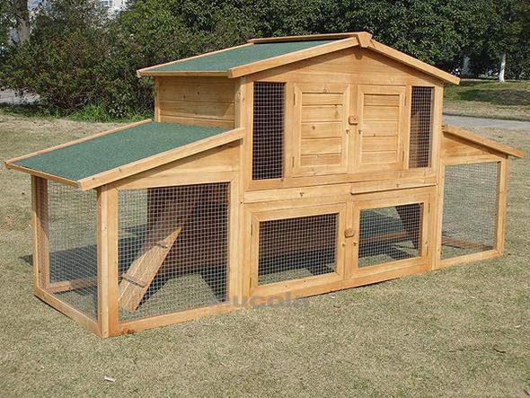 kaninchenstall - (Kaninchen, Stall)