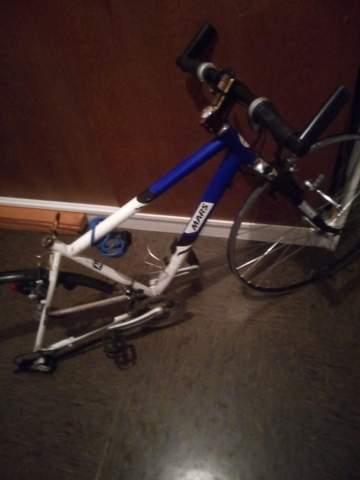 Kann  ich einen e-bike Hinterradmotor in ein Mars Fahrrad einbauen?