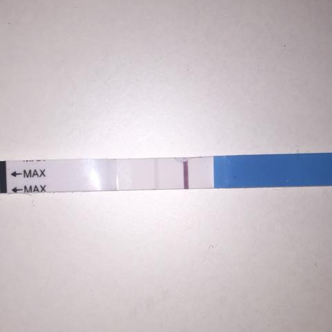 mein test - (Schwangerschaft, schwanger, Baby)
