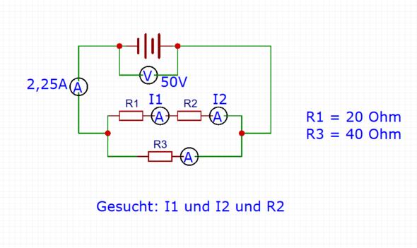 Die Aufgabe - (Schule, Physik, Elektronik)