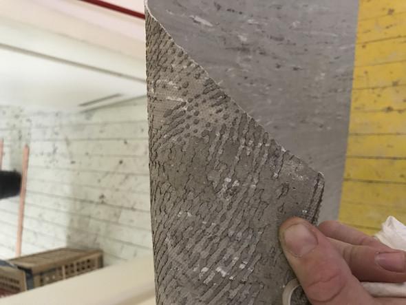 Fußbodenbelag Asbest ~ Kann der bodenbelag oder der kleber asbest haltig sein renovierung