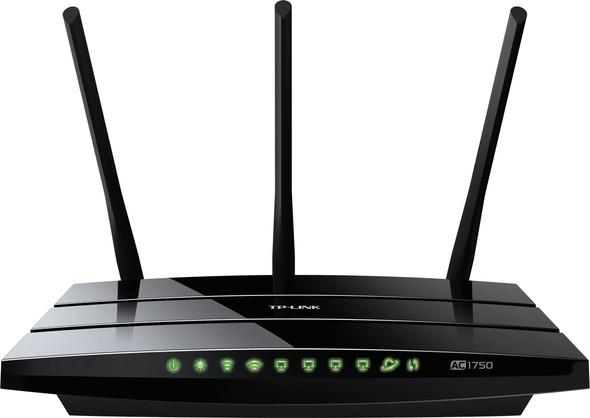 Kann der TP-Link Archer 7 lang sames Internet schneller machen?