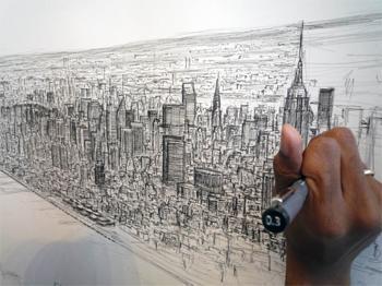 new york by memory - (Menschen, Wissen, studieren)