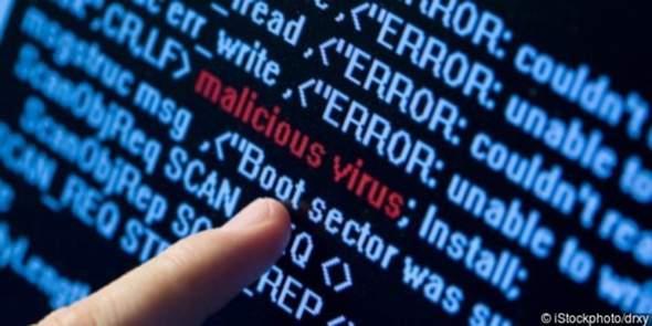 Kann ein Virus nur die Festplatte mit dem Betriebssystem befallen?