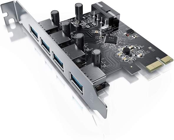 Kann eine neue Grafikkarte eine USB 3.0 Karte beeinflussen?