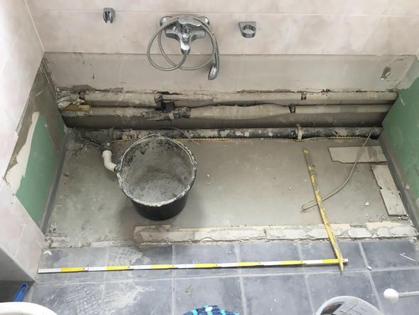 Kann Eine Schwere Keramik Duschwanne 140x80 Auf Füßen Installiert Werden,  Oder Ist Eine Andere Methode Besser? (Handwerk, Renovierung, Badezimmer)