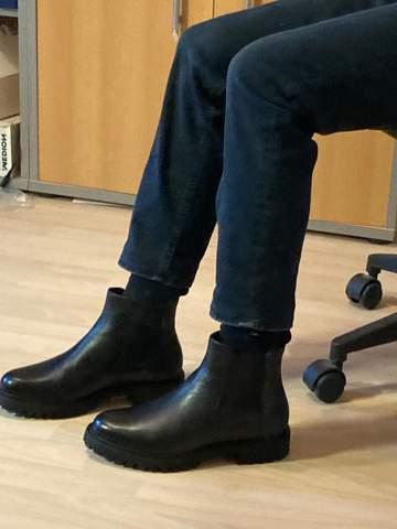 Kann ich als Mann Damen Ankle Boots tragen?