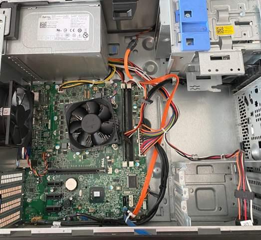 Kann ich bei meinem dell optiplex 1030 ein i5 2400 einbauen?