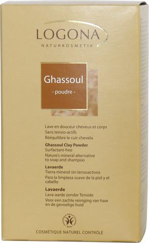 LOGONA-Lavaerde - (Shampoo, Heilerde)