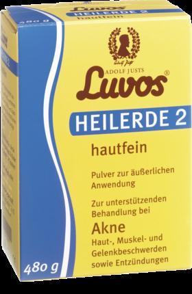 Luvos Heilderde (2) - (Shampoo, Heilerde)