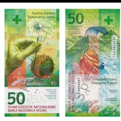 Hier bild - (Geld, Ausland, Schweiz)
