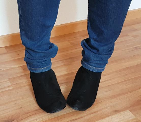 Kann ich die Schuhe zum Stadtfest anziehen?