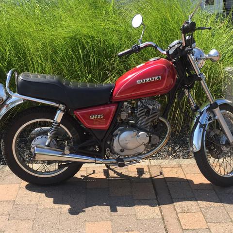 Meine Maschine  - (Motorrad, 125er, Vergaser)