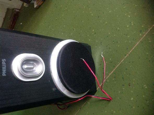 kann ich diese lautsprecherkabel an einen klinkenstecker l ten lautsprecher. Black Bedroom Furniture Sets. Home Design Ideas