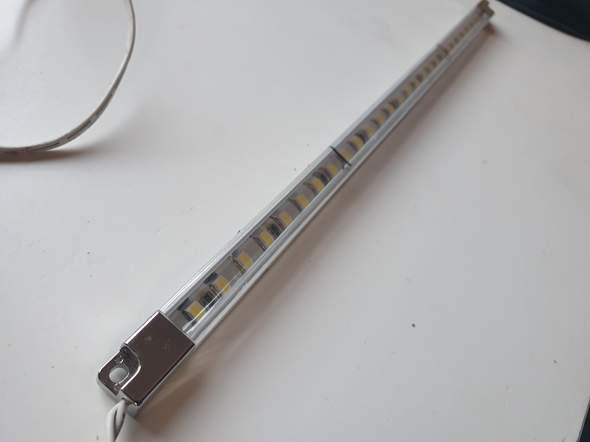 Kann ich diese LED Leiste durchschneiden bzw. verkürzen, oder geht sie dann kaputt?