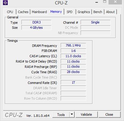 CPU-Z-Meldung - (Computer, Technik, Technologie)