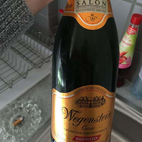 Wegenstein  - (Haltbarkeit, Wein, Wegenstein)
