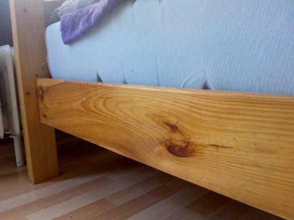 Kann ich dieses Holz dunkler machen (beizen) und wie?