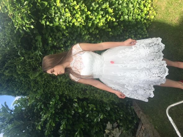 Kann ich dieses Kleid auf den Abschlussball meines Freundes anziehen?