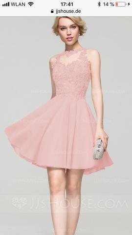 Kann ich dieses Kleid zu meiner Abschlussfeier tragen?