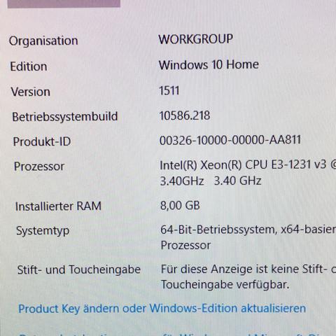 Pc Informationen  - (PC, Gaming, Hardware)