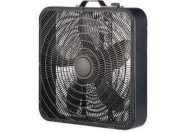 Kann ich einen 60 Watt Ventilator in die Gehäuseöffnung meines Gaming-PC einbauen?